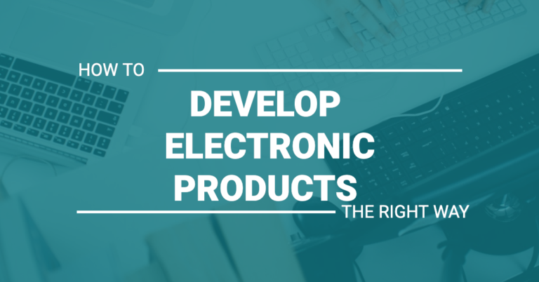 Develop Electronics Products